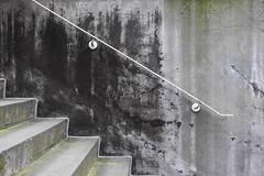 2015 (elevenmonthsinexile) Tags: architecture collingwood concrete decay fujixt1 melbourne stairs