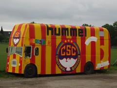 "Leyland Titan ""Christiania Sports Club"" (harry_nl) Tags: denmark danmark 2016 copenhagen leyland titan doubledecker bus christiania csc"