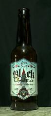 365-2018-277 - Black Christmas (adriandwalmsley) Tags: beerbottle