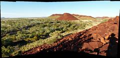Western Australia - Black Hill Pool - Entrance (spiderorchid) Tags: aboriginal rock art petroglyphs scenery