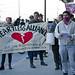 Protesting the Human Rights Organization Heartland Alliance Chicago Illinois 10-11-18 4569