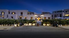 tempo di mare - Favignana - Italy (I. Bellomo) Tags: ble hour blu bluhour favignana isole egadi hotel mare sole vacanze sunset trapani sicily fujifilm