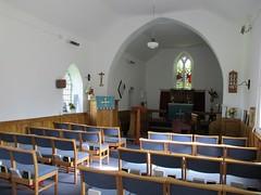 Llanina - St Ina's (pefkosmad) Tags: stina llanina parishchurch wales churchinwales christianity religion church ruraldeaneryofglynaeron dioceseofstdavids ceredigion victorian victorianbuilding interior