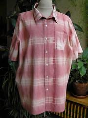 chemise garance shibori
