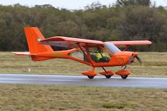 VH-OBO Aeroprakt A22 Foxbat (johnedmond) Tags: perth ysen westernaustralia serpentine flyin australia aviation aircraft aeroplane airplane plane canon eos7d 100400mm ef100400mmf4556lisiiusm aeroprakt foxbat