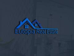 Eutopia Real Estate logo (designermasas) Tags: logo business flyer modern new 3d reail