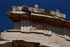 DSC_9610 (Kent MacElwee) Tags: greece delphi europe mountparnassus sanctuaryofathenapronaia athena goddess greekmythology archaeologicalsite ancient historic ruins archaeology 4thcenturybc ancientgreece delphoi