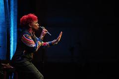 Maimouna Youssef aka Mumu Fresh Harlem Stage (Fri 10 19 18)_October 19, 20180179-Edit (Harlem Stage) Tags: amberharmon chelseygreen chrisbiscuitbynum conventavenue dj djbeautythebeatz frankjavois harlem harlemstage krystiebrown mc maimounayoussef maimounayoussefakamumufreshharlemstage mumufresh newyorkcity rap rapper rayangry thembamkhatshwa uptownnights vedawhisnant yeshiyaheaton