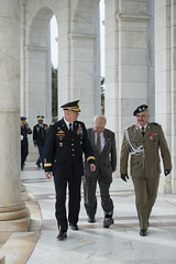 Chief of General Staff of the Polish Armed Forces Lt. Gen. Jaroslaw Mika Participates in an Army Full Honors Wreath-Laying Ceremony at the Tomb of the Unknown Soldier (Arlington National Cemetery) Tags: arlingtonnationalcemetery anc arlington va virginia military soldier armyfullhonorswreathlaying poland polisharmedforces unitedstatesofamerica