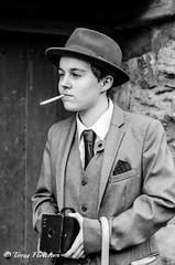 'SAM' (tonyfletcher) Tags: railwayinwartime2018 pickering1940s railwayinwartime nymr northyorkmoorsrailway tonyfletcher wwwtonyfletcherphotographycouk wwwwhitbygothscenecouk 1940sevent portraits 40s homefront ww2