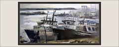 VILANOVA I LA GELTRÚ-PINTURA-ART-PORT-PORTS-CATALUNYA-PAISATGES-MARINA-VAIXELLS-DETALLS-PINTURES-ARTISTA-PINTOR-ERNEST DESCALS (Ernest Descals) Tags: vilanovailageltrú port harbour puerto puertos ports catalunya cataluña catalonia barcelona barcos pescadores fishermen pescar vaixells pescadors paisaje paisajes landscape landscaping boats fisher paisatge mariners mar s sea agua water paisatges paint pictures marina marinas marines portuarias inatalaciones edificios estructuras pintar pàisajistas pintant pintando painting paintings seascape skyline cuadro cuadros pinturas pintures marineres details detalls fragments artwork arte art costa coast painter painters pintors pintores pintor plastica artistas plasticos artistes catalans catalanes luz niebla smog ernestdescals