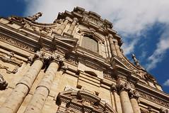 Churchfront (lewist584) Tags: sony sonynex5r nex5r nex emount belgium leuven louvain sigma19mmf28dn art church stonework architecture