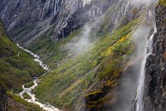 Wet Landscape (Role Bigler) Tags: canoneos5dsr landschaft natur norge norwegen vøringsfossen wasserfall hardangervidda landscape manfrotto nature norway rainyday voss water waterfall wet