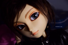 New Custom   Taeyang MJ Custom (·Kumo~Milk·^^) Tags: taeyang mj custom rewigged wig eyelashes doll junplanning groove steve