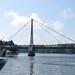 Mikołajki - Most dla pieszych, tzw. kładka