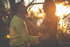 Love (Iago López Losada) Tags: jose sesion premama magic nikon nature naturaleza nikonistas nn happy hearth themagicoffocus chica photo jobs jump kiss sky nikond600 amor artistic autumm archivo atardecer sunset