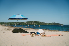 Pampelonne Beach (mhoechsmann) Tags: 2018 beach côtedazur europe france mediterranean midday ocean pampelonnebeach sea travel