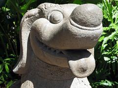 Dug Statue (meeko_) Tags: dug dog statue up pixar great bird adventure upagreatbirdadventure asia disneys animal kingdom disneysanimalkingdom themepark walt disney world waltdisneyworld florida