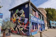 Graffiti Le Gabut, La Rochelle (thierry llansades) Tags: graf graff graffiti graffitis graffs grafs frenchgraff spray aerosol painting bombing larochelle legabut gabut mur wall salauds lessalaudsdormentenpaix aunis charente charentemaritime charentes charentesmaritime poitoucharentes poitou 17