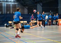 4A132814 (roel.ubels) Tags: volleybal eredivisie talent team papendal valkenhuizen sport topsport pharmafilter us tt 2018 volleyball indoor