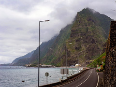 Coast Road North Madeira (alsimages1 - Thank you for 860.000 PAGE VIEWS) Tags: wine song food dance music events festivals flowers accomodation hotels apartments seimmimg santa maria sailing boats harvour ocan liners