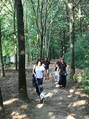 Partecipanti passeggiata del 23/09/2018