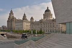 UK - Liverpool - Pier Head