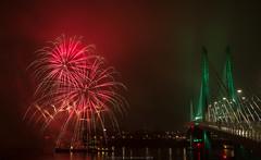 """Light The Night"" fireworks display. (John Behrends) Tags:"