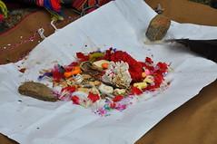 Offering To Pachamama (Ryan Hadley) Tags: pachamama offering ceremony quechua inca hiking nature salkantaytrek salkantaytrail humantaylake soray peru andesmountains andes mountains southamerica mountainlodgesofperu