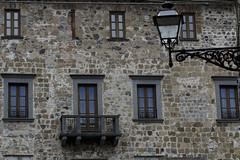 An old building (miroslav0108) Tags: balcony radicofani italy