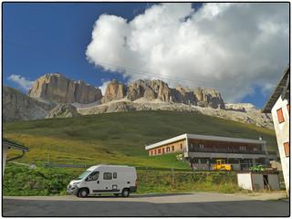 Day 11 • Dolomiten, Passo Pordoi