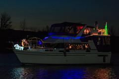 12 Blue Moon-6592 (Christmas Ships Parade) Tags: 2017 christmasshipsparade columbiariver december holiday portlandoregon ships willametteriver boat captain captains lights tradition portland oregon usa