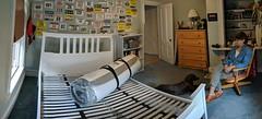 2018-09-22 16.34.33 (Paul-W) Tags: ikea furniture build construct bedroom guestroom 2018 bed storafe underbeddrawers sidetable nighttable