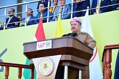 President Masoud Barzani (Kurdistan Photo كوردستان) Tags: iraqi kurdistan parliamentary election 2018 183 pdk وردستانی کورد کوردستان land democratic party koerdistan kurdistani kurdistán kurdistanê zagros zoregva zazaki zaxo zindî azadî azmar xebat xaneqînê christianity cegerxwin van love mahabad music arbil democracy freedom genocide herêmakurdistanê hawler hewler hewlêr halabja herêma judaism jerusalem kurdistan4all lalish qamishli qamislo qamishlî qasimlo war erbil efrînê refugee revolution rojava referendum yezidism yazidis yârsânism unhcr peshmerga peshmerge rojhelat ڕۆژهەڵات iran text writing sign sky road