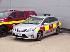 6152 - Derbys FRS - FL12 UPP - 101_2285 (Call the Cops 999) Tags: uk gb united kingdom britain england derbyshire east midlands 999 112 emergency service services vehicle vehicles fire and rescue frs open day 4 august 2018 great
