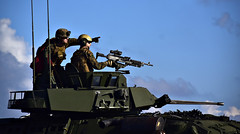 180924-N-RI884-0063 (SurfaceWarriors) Tags: usswasp marines lav 31stmeu phibron11 usswasplhd1 southchinasea