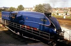 4468  Scarborough  xx.09.88 (w. + h. brutzer) Tags: scarborough grosbritannien webru eisenbahn eisenbahnen train trains england dampflok dampfloks steam lokomotive locomotive analog nikon railway