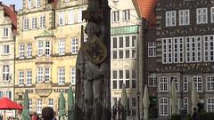 Der Roland - Wahrzeichen Bremens