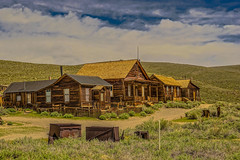 DSC08681--Bodie, Mono County, CA (Lance & Cromwell back from a Road Trip) Tags: bodieghosttown bodie ghosttown roadtrip 2018 monocounty california highway395 travel sony sonyalpha