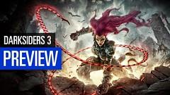 Darksiders 3 PREVIEW | Auf den Spuren von Reiterin Fury (Video Unit) Tags: darksiders 3 preview | auf den spuren von reiterin fury