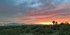 T.S. Sergio Sunset (northern_nights) Tags: sunset firesky vail arizona