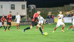 Lewes 3 Worthing 4 03 10 2018-45-2.jpg (jamesboyes) Tags: lewes worthing sussex football soccer fussball calcio voetbal amateur bostik isthmian goal score celebrate tackle pitch canon 70d dslr