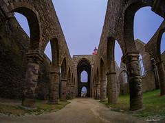 Abadia de St Andrew. Bretaña. (Lourdes Olmos. lolmost) Tags: abadia ruina lourdesolmos bretaña standrew 2018