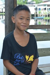 handsome boy (the foreign photographer - ฝรั่งถ่) Tags: handsome boy khlong lard phrao portraits bangkhen bangkok thailand nikon d3200