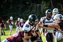 DISO4948 (Wuppertal Greyhounds) Tags: wuppertal greyhounds verbandsliga nrw disografie blende8 american football