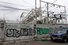 zombra (Luna Park) Tags: cdmx mexicocity df mexico zombra 246 zo lunapark graffiti pear power plant