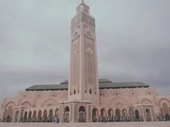 Hassan II Mosque (jarakaye) Tags: mosque casablanca morocco buildings hassan