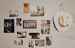 art-contemporary-decor-1058770 (Doubbt) Tags: art contemporary decor design frames illustration indoors interior modern painting retro vintage wall wood