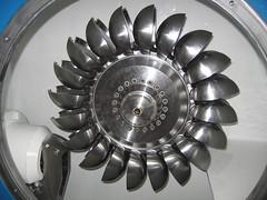 turbina centralina acquedotto di san vittore