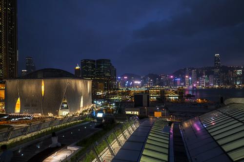 香港西九龍站 II